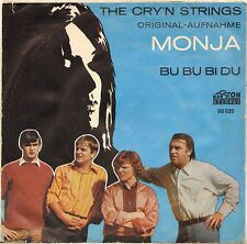 "THE CRY'N STRINGS ""BU BU BI DU"" 60'S MOD JERK 7' KERSTON 60020"