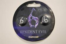 NEW Playstation 3 PS3 RESIDENT EVIL 6 Analog Thumb Gripz Capcom X360 Limited Ed