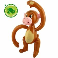 Inflatable Monkey - 58cm - Pinata Jungle Loot/Party Chimp Ape Wedding/Kids