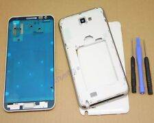 COQUE COMPLETE REMPLACEMENT FACADE CHASSIS POUR SAMSUNG GALAXY NOTE N7000 BLANC