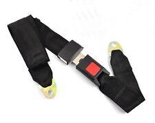 2 point Seat Saftey Belt Harness Kit Go Kart UTV Buggie Single Double 9 BT11