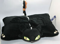 How to Train Your Dragon Night Fury Toothless Pillow Plush Soft 15 Inch Gift