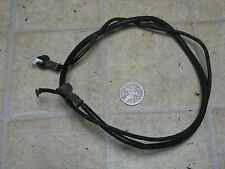 1984 YAMAHA YTM225DX TRI MOTO STARTER CABLE WIRE HARNESS