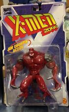 New SHADOW DANCER X-Men 2099 with Jaw Chompin' Action Marvel Toy Biz Figure 1996