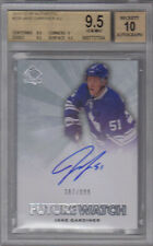 11-12 SP Authentic Jake Gardiner Rookie Card RC #225 Mint /999 BGS 9.5 auto 10