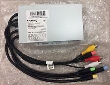 NEW Audiovox HR7012PKG AV Module Junction Box DVD Headrest Video Part Advent
