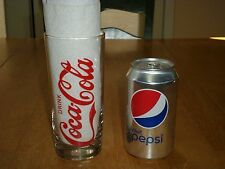 Coca-Cola, Official Drinking Glass / Barware, Coca-Cola Product