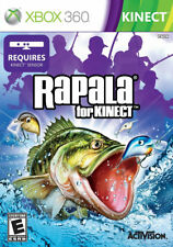 Rapala for Kinect Xbox 360 New microsoft_xbox_360;