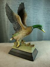 Mallard Duck Figurine Special Edition Birds in Flight Collection