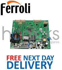 FERROLI Optimax 18 25 31 35 38 se Plus PCB 39821523 DBM04A 39821520 Genuina Nueva