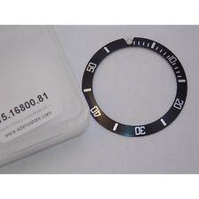 Inserto ghiera Rolex Submariner nera lunetta 16610 16800 Bezel insert rlx watch