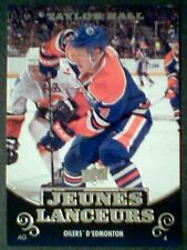 TAYLOR HALL  10/11 UDS1 FRENCH YOUNG GUNS CARD  SP
