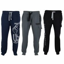 UNCLE SAM Herren Sporthose Jogginghose Bodyhose Cargo Style