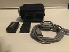 Sony Handycam DCR-SR47 Camcorder 60GB HDD 60X Optical Zoom (No Charger)