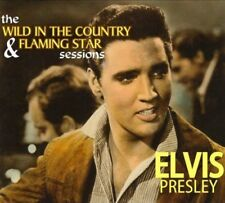 Elvis Presley - Wild In The Country and Flaming Star (NEW CD)