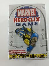 Marvel Heroclix Universe Booster Pack Game New In Package 2004 New