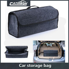 Folding Trunk Cargo Organizer Caddy Storage Collapse Bag Bin for Car Truck SUV