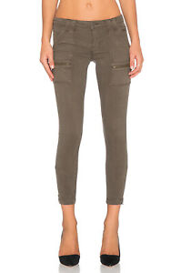 NWT $218 JOIE 'Park Skinny' Jeans, Fatigue, Size 28