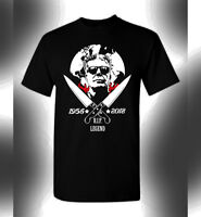 Anthony Bourdain T-Shirt Legendary Chef No Reservations Parts Unknown