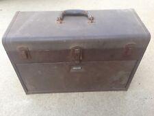 Vintage KENNEDY Machinist Tool Box Model 520 Drawer Toolbox w/ Handle