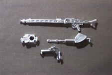 MG-3 Maschinengewehr mit Lafette 1:16 Leo Leopard Wiesel Marder Tiger Panther