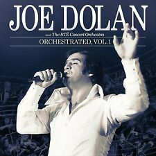 JOE DOLAN ORCHESTRATED CD & The RTE CONCERT ORCHESTRA October 2016 UK FREE P+P