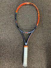 "Head Radical S graphenEXT Tennis Racquet Grip Size 4 3/8"" prestrung"