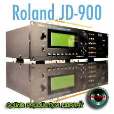 for Roland JD-990 HUGE original WAVE/Kontakt Multi-Layer Samples Library on CD