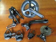 Shimano Ultegra R8020 / R8000 Hydraulic Disc Brake Groupset