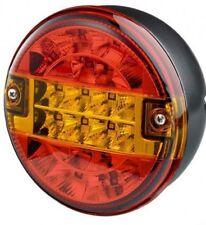 *12 / 24 VOLT UNIVERSAL LED  LAMP STOP & TAIL 140x45MM 24 VOLT BP95-003