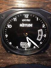 "Aviation Altitude Clock Havco Industries Memphis, TN 6.5"""