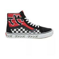 Vans SK8-Hi Reissue Japanese Type Sneaker Uomo VN0A2XSBSJY1 Racing Red