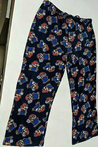 Super Paper Mario Men's  Pants Size Medium 2006