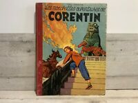Les nouvelles aventures de Corentin. Lombard 1952