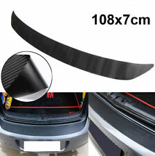 Carbon Fiber Car Bumper Sticker Trim Protector For VW Golf MK6 GTI R20 108x7cm