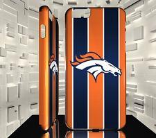 Coque rigide pour iPhone 6 6S Denver Broncos NFL Team 01
