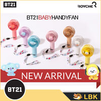 【BT21 x Line friends】 BT21 BABY MINI HANDY FAN / BTS Official Goods