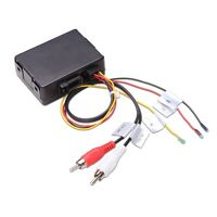 fibre optique AMPLIFICATEUR Adaptateur Décodeur pour PORSCHE CAYENNE CAYMAN 911