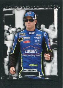 2008 Press Pass Legends Racing #51 Jimmie Johnson