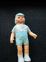 """1962 Tiny Chatty Brother Doll - Mattel 14"""""""