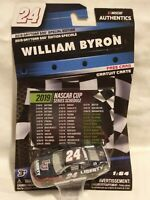 William Byron 24 Liberty 2019 Daytona 500 Special Edition 1:64 NASCAR Authentics
