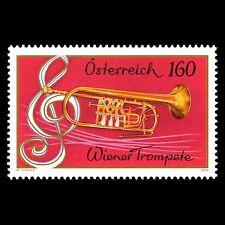 "Austria 2016 - Instruments ""Viennese Trumpets"" Music - Sc 2596 MNH"