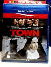 TOWN, THE (BLU-RAY + DVD) (NEW)