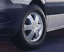 "GENUINE MERCEDES  SPRINTER  ALLOY WHEEL   6 stud 16"" BNIB"