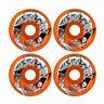 Spitfire Skateboard Wheels F4 99A Spanky Neckface Conical Full Formula Four 52mm