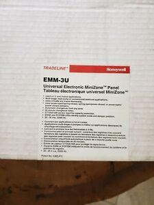 EMM-3U Honeywell Universal Electronic MiniZone Panel