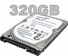 "Seagate 320GB 2.5"" Inch 7mm THIN/SLIM SATA HDD Laptop/Notebook Hard Disk Drive"
