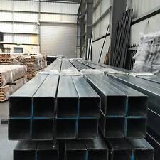 NEW 100x100x2.0x8000 Galvanised Steel SHS - Long