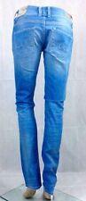 Stonewashed L32 Damen-Jeans Hosengröße W27