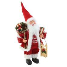 Noël 30cm Rouge Blanc Décorative Père noël Décoration XM1100